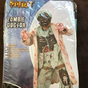 Other - Kids zombie 🧟♂️ Doctor costume